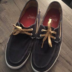 Men's vans surf sneaker shoe sz 10